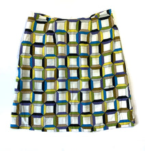 Load image into Gallery viewer, Vintage Geometric Slip Skirt