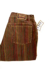 Load image into Gallery viewer, Funky Y2K Corduroy Flare Bell Bottoms
