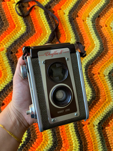 Vintage 1950s Kodak Camera for Decor