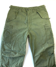 Load image into Gallery viewer, Vintage Military Pants