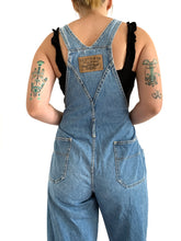Load image into Gallery viewer, Vintage Zip Front Overalls