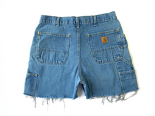Load image into Gallery viewer, Carhartt Cutoffs
