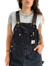 Load image into Gallery viewer, Zip Leg Carhartt Overalls