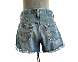 1990s Levi's 501 Cutoff Shorts