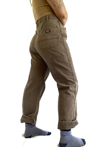Golden Brown Dickies