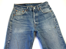 Load image into Gallery viewer, Vintage Work Worn 501 Levi's