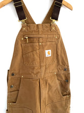 Load image into Gallery viewer, Unique Duck Bib Carhartt Overalls