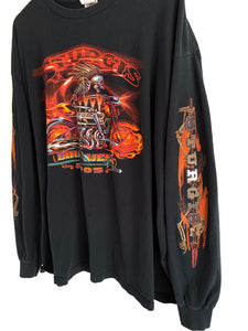 Large Graphic Sturgis Long Sleeve