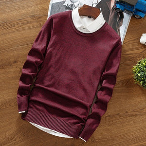 Cashmere Slim Men's Sweaters
