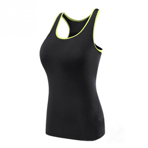 Quick Drying Slim Tank Tops