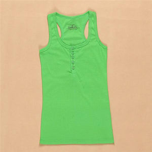 Camisole Fitness Women Tank Tops