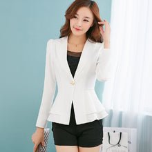Single Button Women Blazers