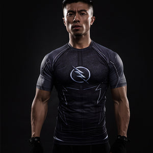 Fitness Compression Men's T-Shirts