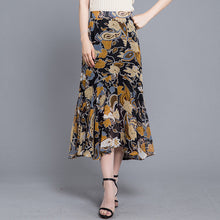 Chiffon Long Skirts