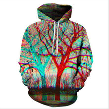 Rick and Morty 3D Print Men's Hoodies
