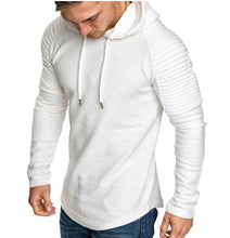 Solid Color Hip Hop Men's Hoodies