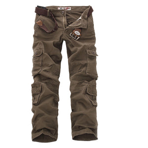 Fashion Military Loose Cargo Pants