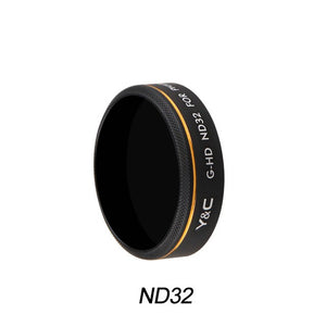 UV CPL ND4 ND8 ND16 Gradual Color Filter for DJI Phantom 4 Pro V2.0 Advanced Drone Camera Lens Polarizing Neutral Density GND