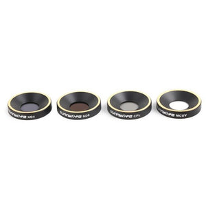 Camera Lens Filter For DJI Mavic MCUV CPL ND4 ND8 ND16 ND32 Camera Lens Filter for DJI Mavic Pro Drone Accessories