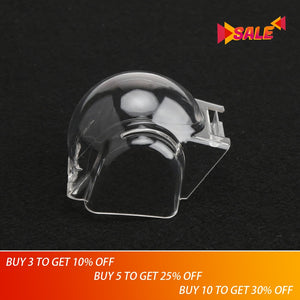 1pcs Transparent Gimbal Protective Cover Camera Lens Cap for Mavic Pro Drone Accessories