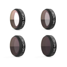 Load image into Gallery viewer, PGYTECH DJI Mavic Air Lens Filters UV CPL ND4 ND8 ND16 ND32 Filter Kit Mavic Air Drone Camera Accessories