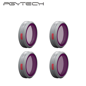 PGYTECH Mavic 2 Zoom Filters ND8/16/32/64 Camera Lens Kit Set for DJI Mavic 2 Zoom Drone Accessories