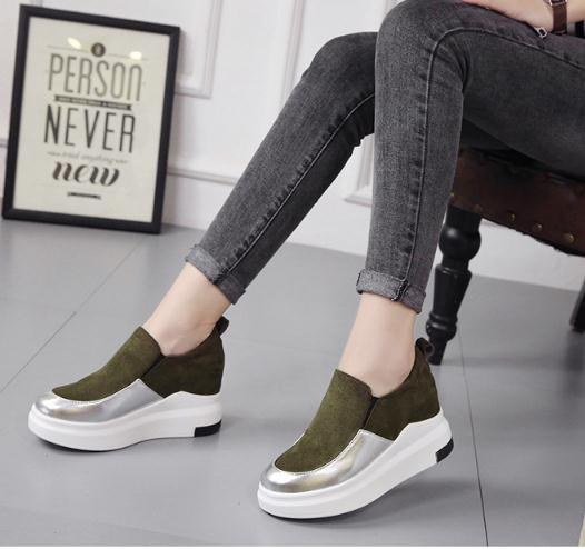a99092493b Color Matching Inner Wedge Shoes – Bolamy.com