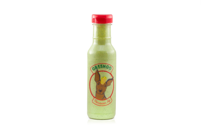 GREENGO Peruvian Aji 12oz Bottle