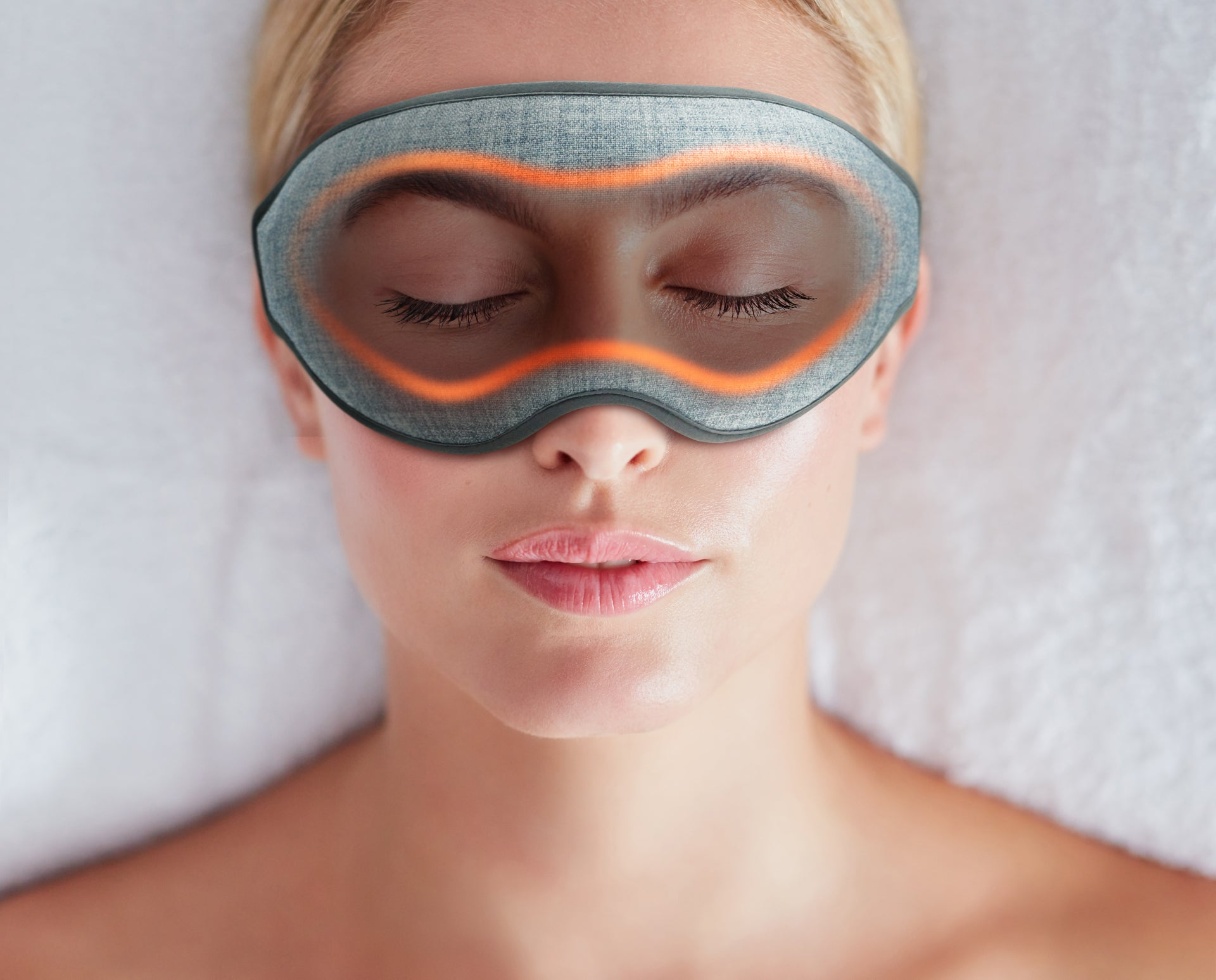 Unwind Yourself in a Cozy Eye Spa.