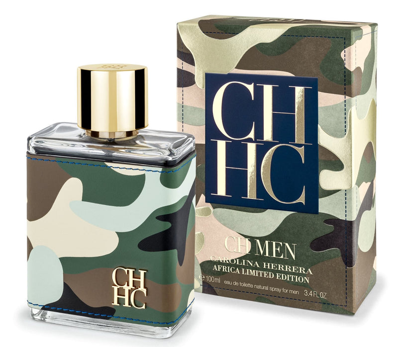Carolina Herrera Ch Men Africa Limeted Edition 100ml - TrendyShop México