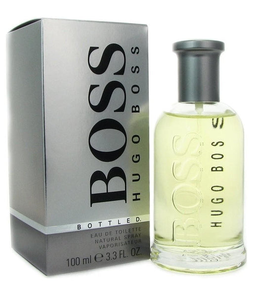 HUGO BOSS BOTTLED FRAGANCIA PARA CABALLERO 100 ML