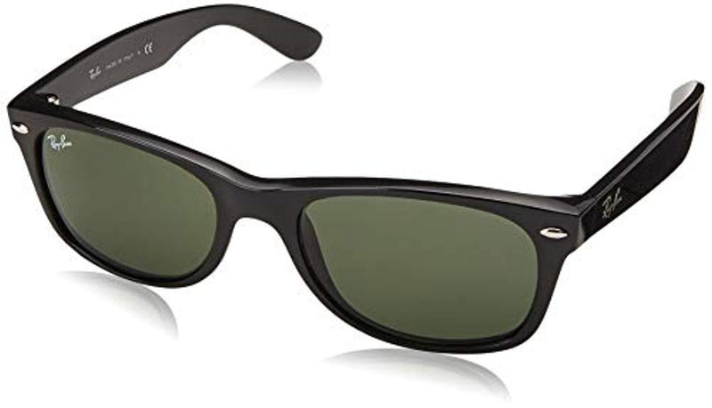 Ray-Ban RB2132 902 Tortoise Brown/Crystal Green Size 52 New Wayfarer Sunglasses - TrendyShop México