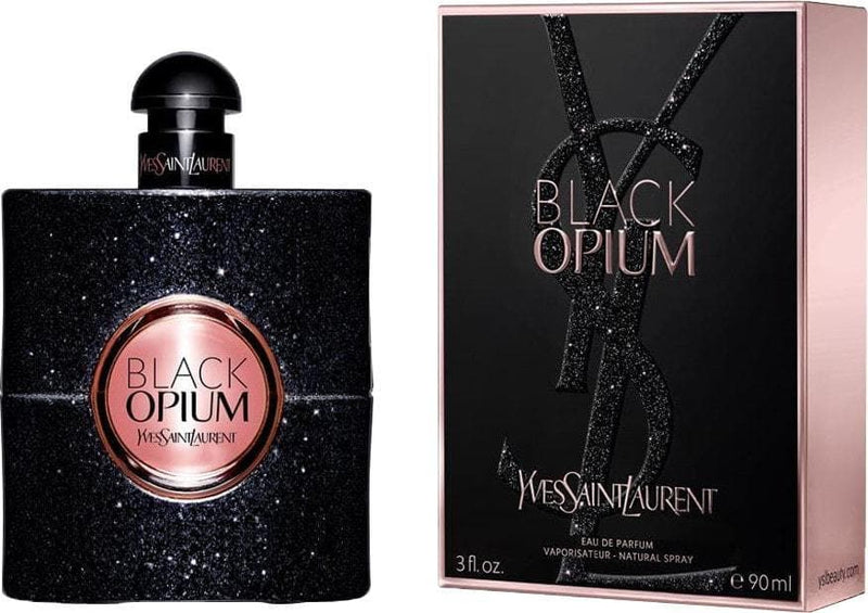 YVES SAINT LAURENT BLACK OPIUM EDP 90ML - TrendyShop México