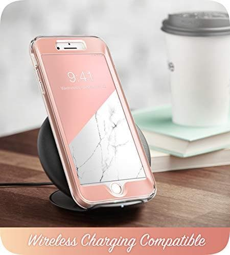 Carcasa Transparente para iPhone 8 Plus/iPhone 7 Plus - TrendyShop México