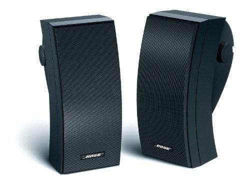 Bose 251 environmental speakers, color blanco - TrendyShop México