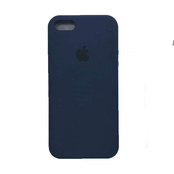 Funda De Silicon Compatible para iPhone 5 / Se - TrendyShop México