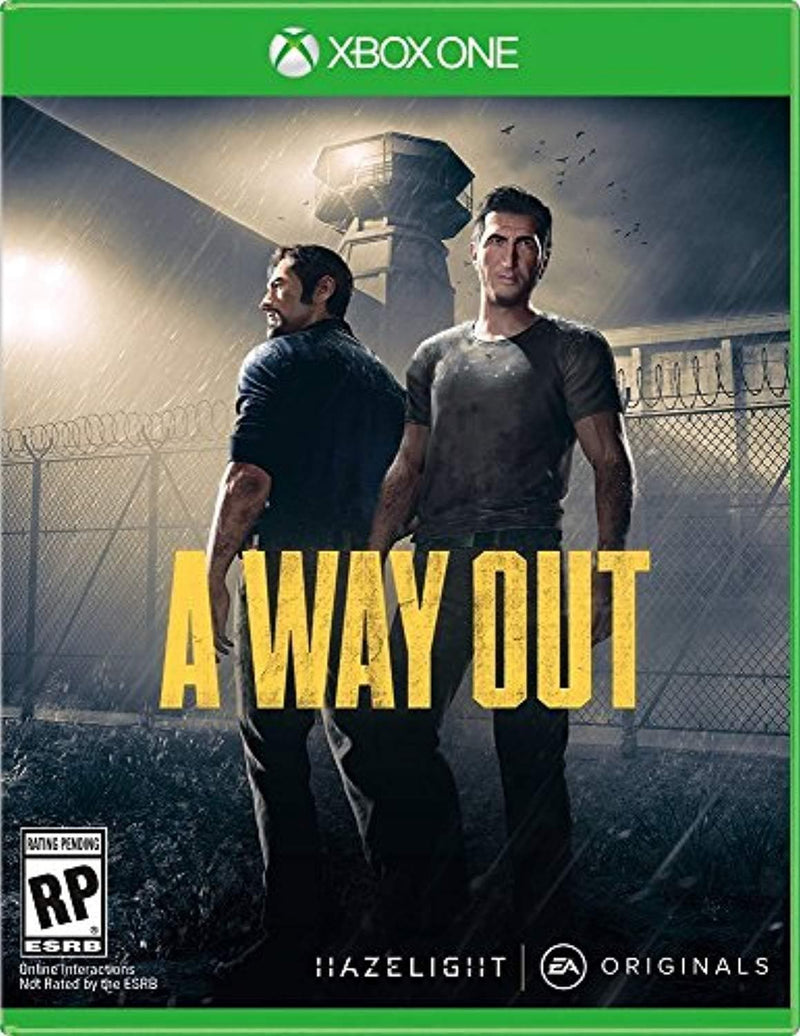 A Way Out - Xbox One - Standard Edition - TrendyShop México