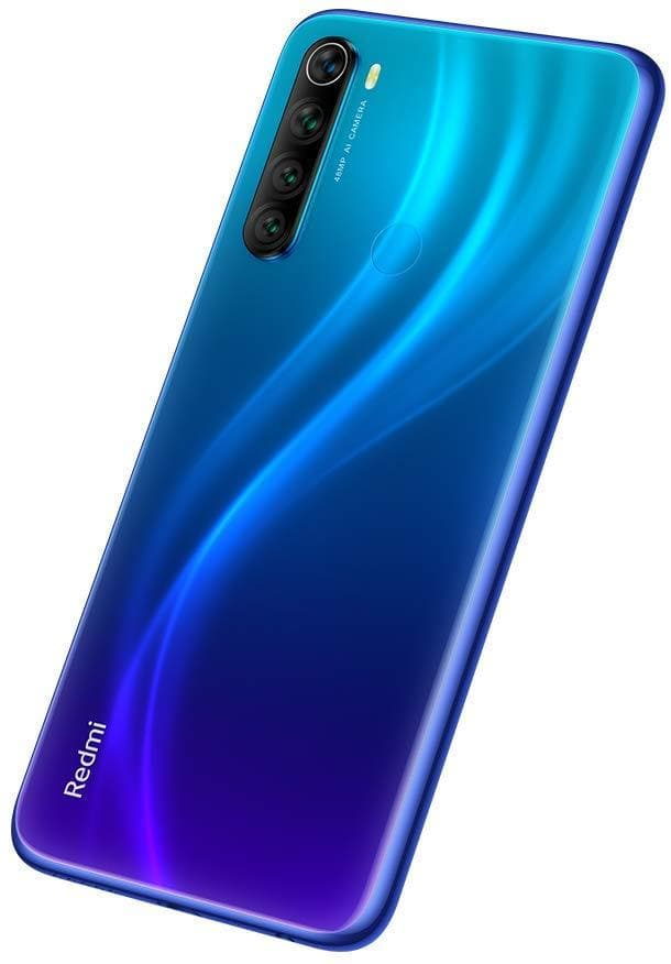 "Xiaomi Redmi Note 8 (4gb 64gb) 6.3"" Dream Blue - TrendyShop México"