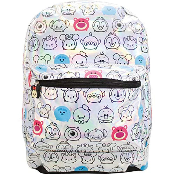 Disney Mochila Escolar ATM Packs, Tsum Tsum Multicolor-1542
