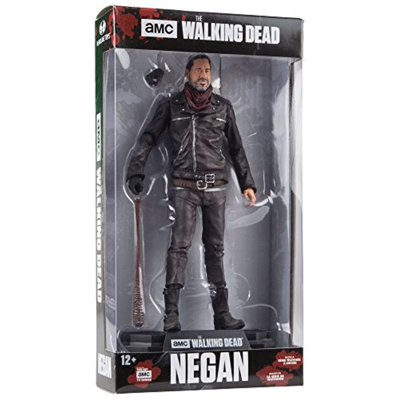 "McFarlane Toys The Walking Dead Negan 7"" Figura de Acción Coleccionable - TrendyShop México"