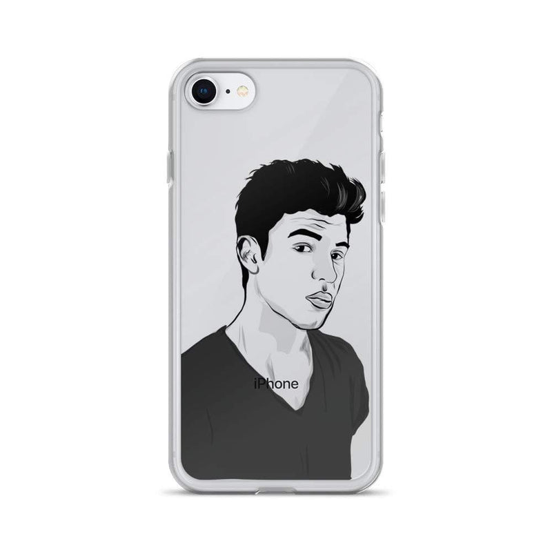 SHAWN MENDES Apple iPhone 6S 7 8 Plus funda de teléfono, iPhone X - TrendyShop México