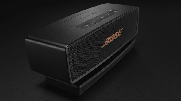 Bose SoundLink Mini II Bluetooth Speaker, Black - TrendyShop México