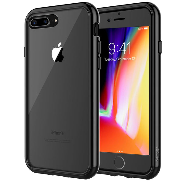 Funda para iPhone 8 Plus y iPhone 7 Plus, Carcasa Bumper, Shock-Absorción, Anti-Arañazos - TrendyShop México