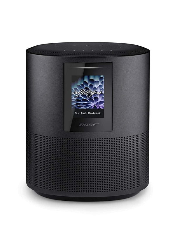Bose Home Speaker 500 - Altavoz con Amazon Alexa integrada, Negro - TrendyShop México
