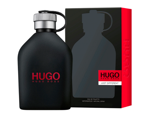 Eau de toilette HUGO Just Different de 125 ml por HUGO