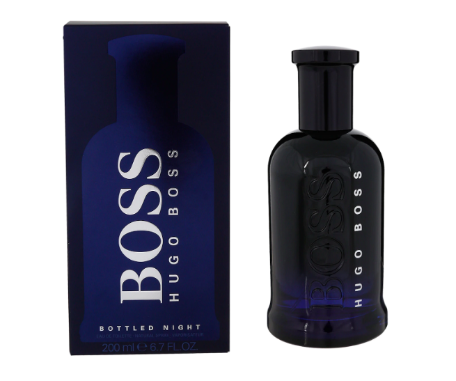 Loción hugo boss bottled night caballero eau de toilette de 100 ml - TrendyShop México