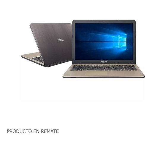 Laptop Asus A540na-go156t N3350 4gb 500gb 15.6  Remate
