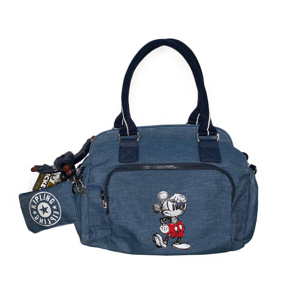 Bolso Mickey Mouse Kipling 90 years