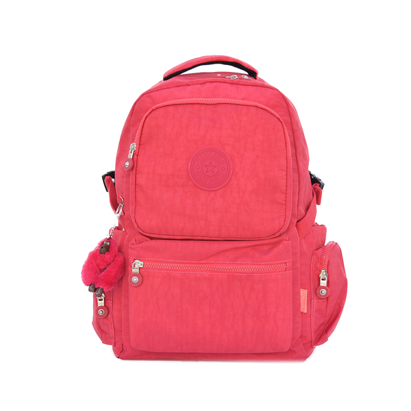 Mochila Kipling College Up Roja
