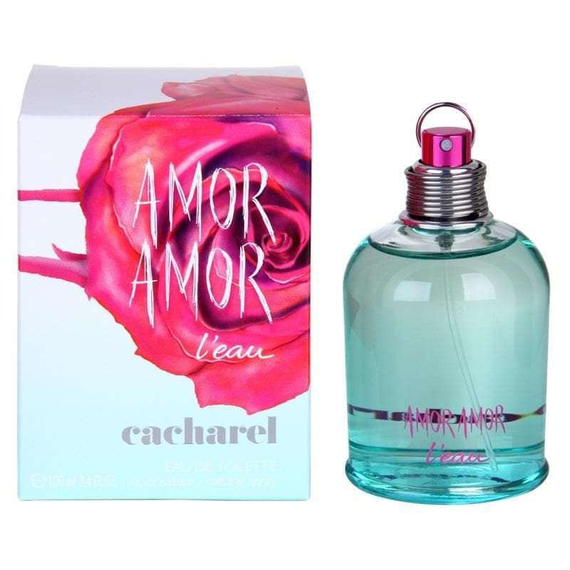 Cacharel Amor Amor L'Eau Eau De Toilette Spray 100ml/3.4oz - TrendyShop México